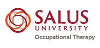Salus University Occupational therapy logo