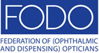 Federation of (Ophtalmic and Dispensing) Opticians logo