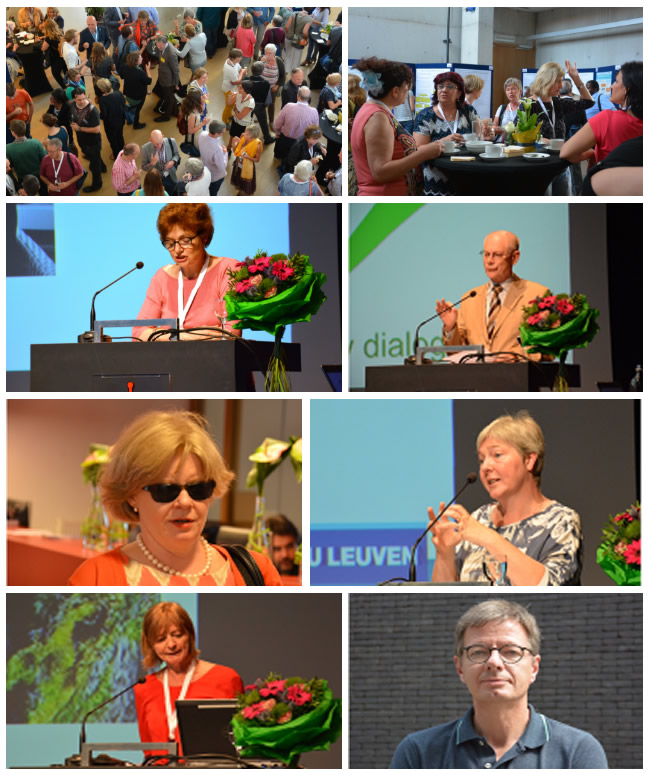 Selection of pictures that was taken during our conference