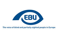 European Blind Union logo