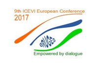 9th ICEVI European Conference - Empowered by Dialogue logo
